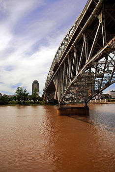 They don't call it Red River for nothing by Max Mullins
