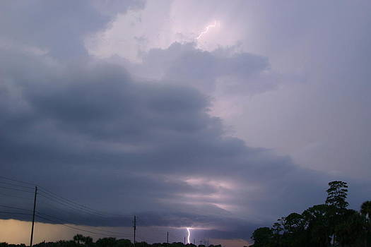 Thick Lightning by Connie Koehler