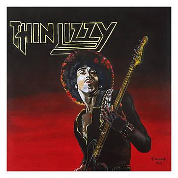 Thin Lizzy by Anthony Gerardi