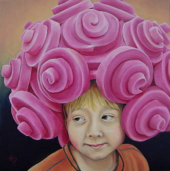 Think Pink by Kirsten Beitler