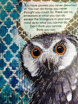 Think You Can by Kitty Miller