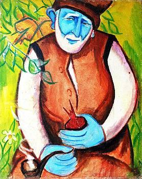 Gardener by Najmaddin Huseynov
