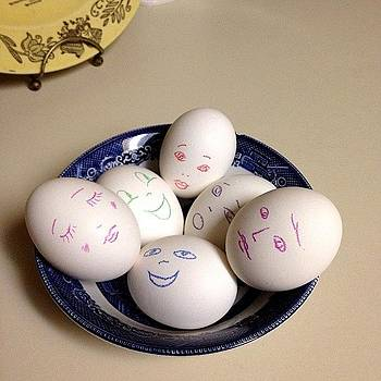 This How We Do Boiled Eggs Around Here by Lynda Harrison