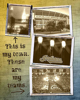 This Is My Town These Are My Teams by Kenneth Krolikowski