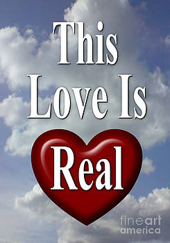 This Love Is Real by Peter Hutchinson