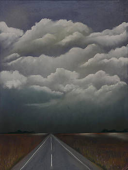 This Menacing Sky by Cynthia Lassiter