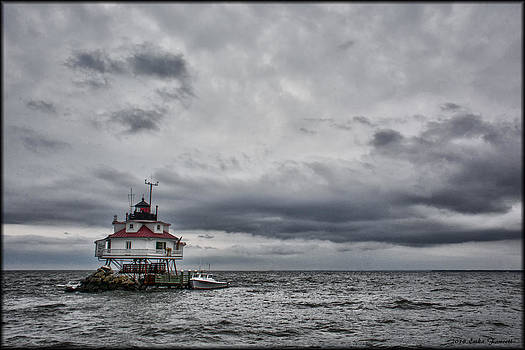 Erika Fawcett - Thomas Point Lighthouse