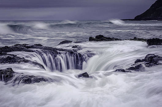 Thor's Well by Chris Malone
