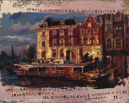 Thoughts Of Amsterdam by Cao Yong