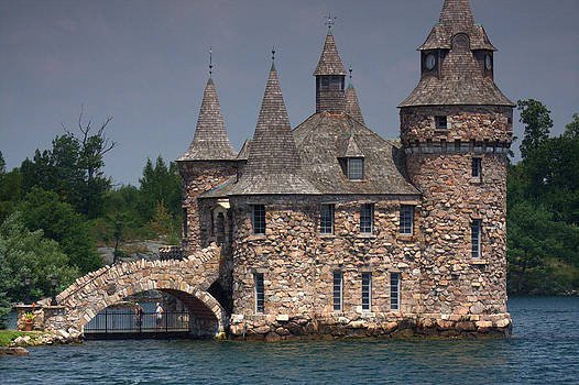 Anne Barkley - Thousand Islands Castle