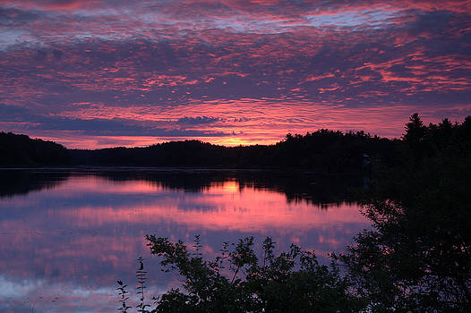 Anne Barkley - Thousand Islands Sunrise 2