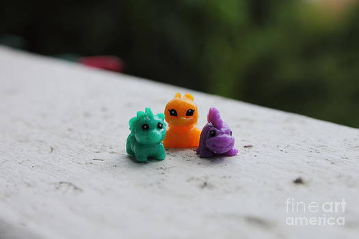 Three Amigos by Sara Ricer