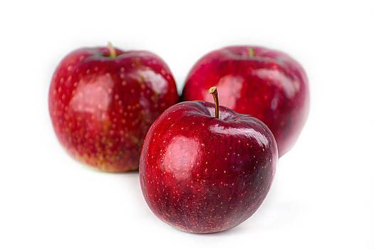 Three Apples by Martin Joyful