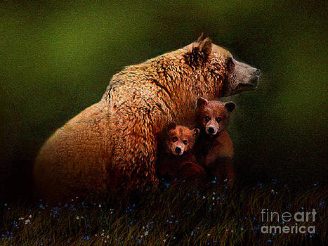 Three Bears by Robert Foster