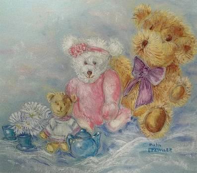 Three Bears by Ruth Etwiler
