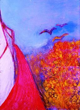 Anne-Elizabeth Whiteway - Three Birds