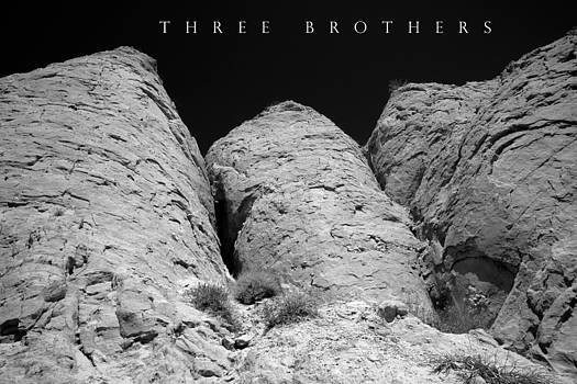 Three Brothers by Lawrence Brillon