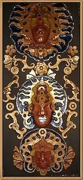 Three Caras by Otil Rotcod