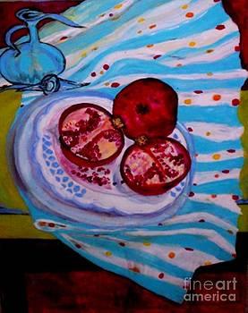 Three Hundred Sixty-Five by Helena Bebirian