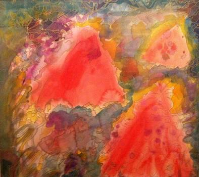 Three Ladies by Victoria Stavish