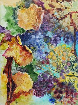 Three Leaves by Karen Fleschler