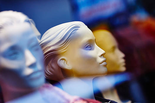 Jay Evers - Three Mannequins