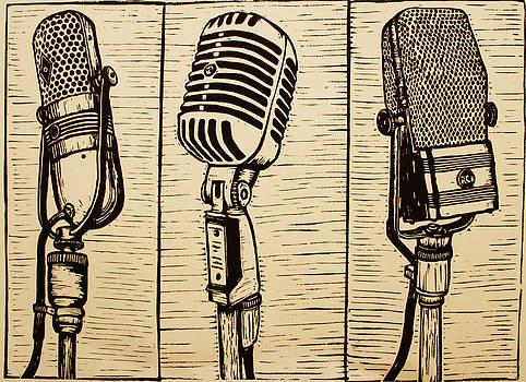 William Cauthern - Three Microphones