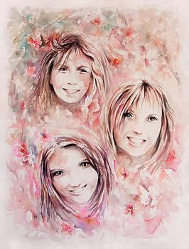 Three Miracles by Rachel Christine Nowicki