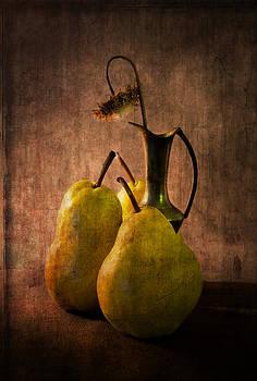 Three Pears by Jim Larimer