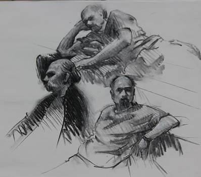 Three sides of Adam by Ernest Principato