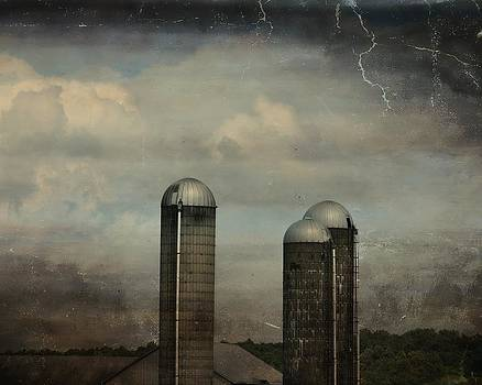 Gothicrow Images - Three Silos