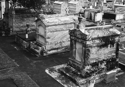 Three Tombs by Patrick Degan