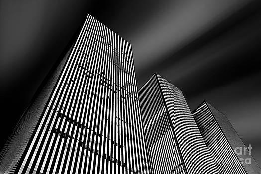 Three Towers by Az Jackson