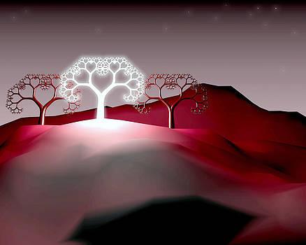 Three Tree Hill by Chris Whitside