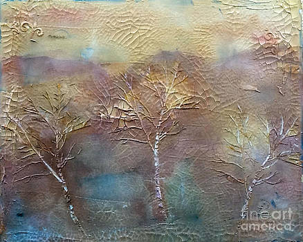 Three Trees by Diane Maley