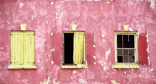 Oscar Gutierrez - Three Windows