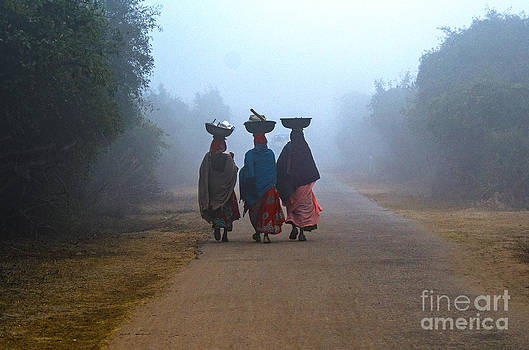 Pravine Chester - Three women
