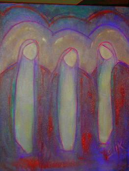 The Three Graces #2 by Johanna Elik