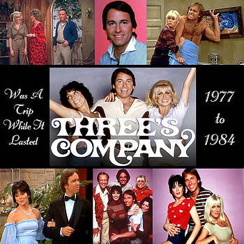 Three's Company Tribute by Amanda Struz