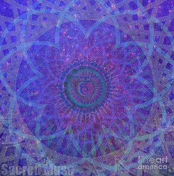 Throat Chakra by Sacred  Muse