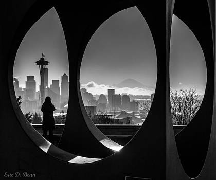 Through Changing Forms by Eric Bean