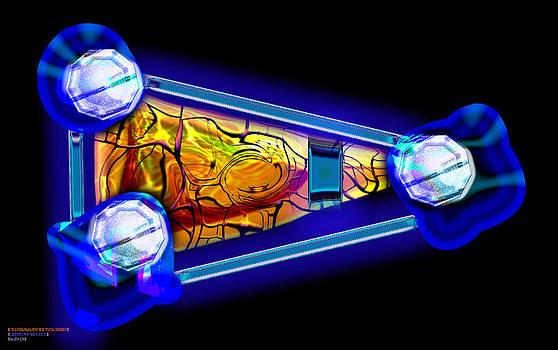 Through Infinity's Door by Joseph Torres