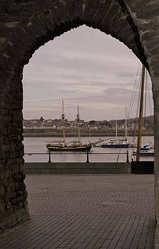 Through the Archway by Adrian Hillyard