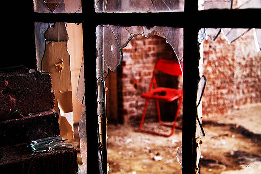 Through the Broken Glass by Carol Hathaway