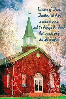 Michelle Greene Wheeler - Through The Church