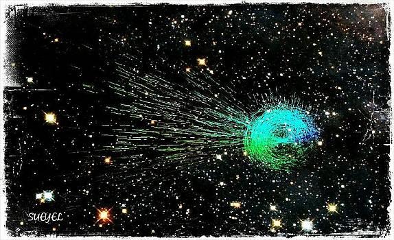 Through the Cosmos by Sueyel Grace