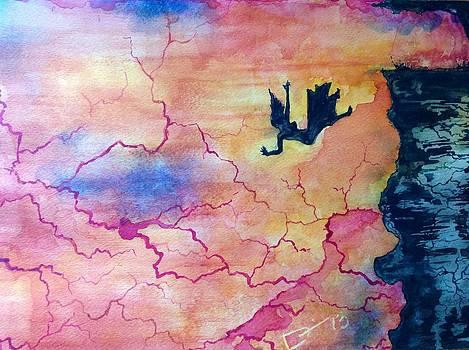 Through the Cracks by Denise Tanaka