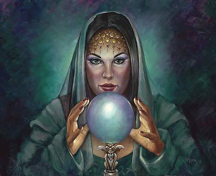 Through the Eyes of Madam Lavender  by Geraldine Arata