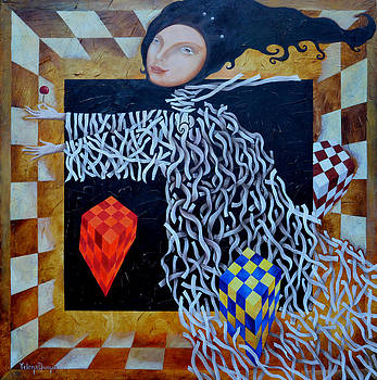 Through the Labyrinth by Yelena Revis