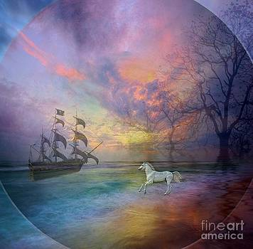 Through The Lense of Past by Jessie Art